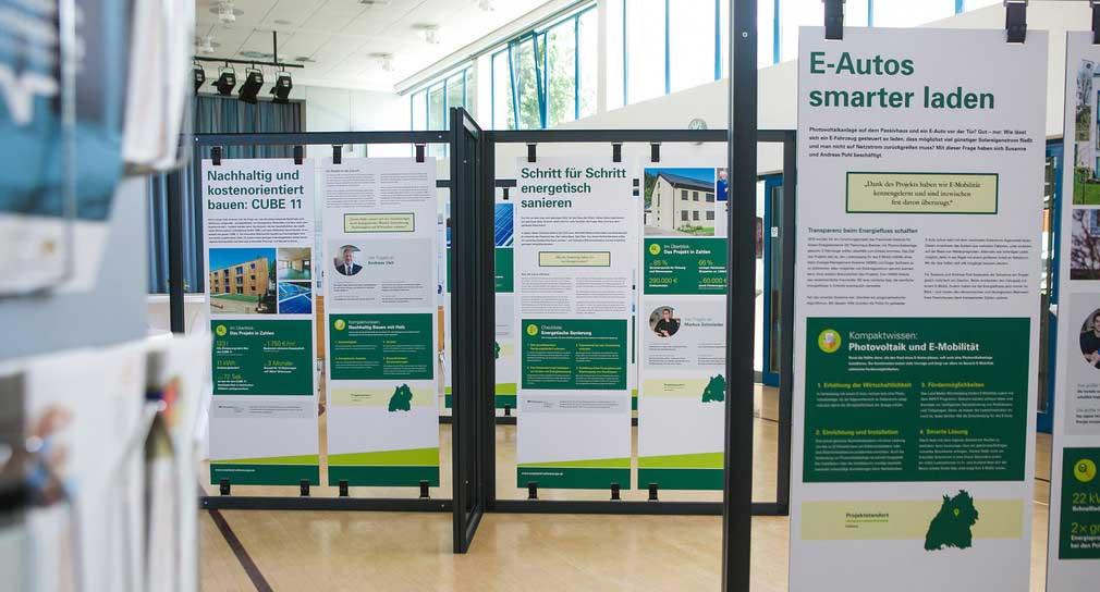"""Umweltministerium präsentiert Ausstellung """"Baden-Württemberg – Energiewende erleben"""""""