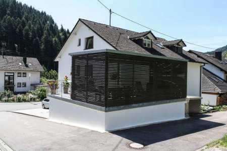 Wohnhaus in Oberwolfach Effizienzhaus 70 Schuler Architekten (18 von 22)