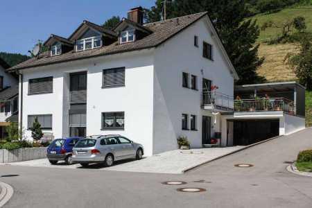 Wohnhaus in Oberwolfach Effizienzhaus 70 Schuler Architekten (22 von 22)
