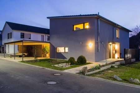 Wohnhaus in Seelbach bei Lahr Effizienzhaus 55 Schuler Architekten (10 von 13)