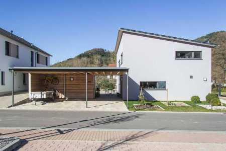 Wohnhaus in Seelbach bei Lahr Effizienzhaus 55 Schuler Architekten (12 von 13)
