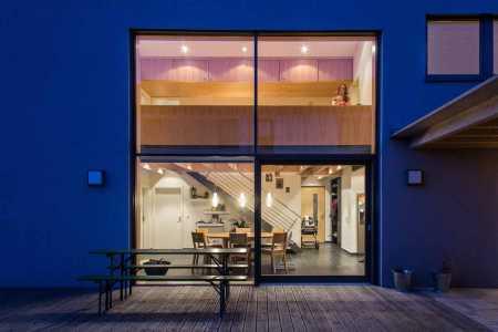 Wohnhaus in Seelbach bei Lahr Effizienzhaus 55 Schuler Architekten (13 von 13)