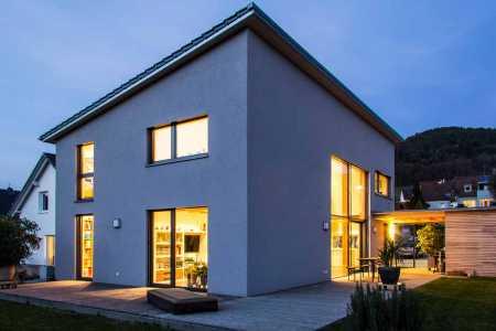 Wohnhaus in Seelbach bei Lahr Effizienzhaus 55 Schuler Architekten (9 von 13)
