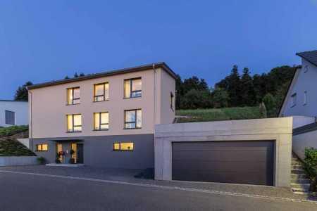 Wohnhaus Haslach im Kinzigtal Passivhaus Schuler Architekten (7 von 8)