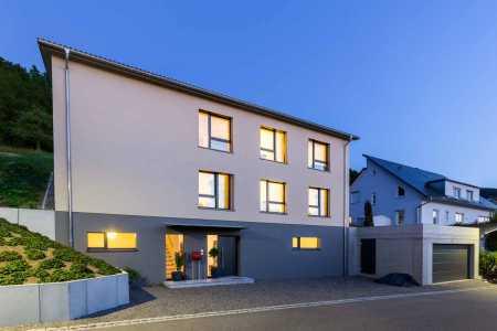 Wohnhaus Haslach im Kinzigtal Passivhaus Schuler Architekten (8 von 8)
