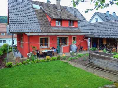 Sanierung Wohnhaus Seelbach bei Lahr Schuler Architekten (1 von 11)