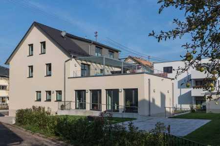Wohnhaus Lebenshilfe in Haslach im Kinzigtal Sanierung Effizienzhaus 55 Schuler Architekten (12 von 12)