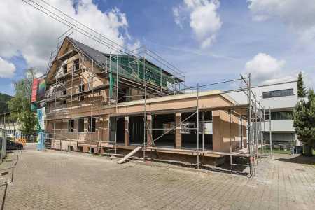 Wohnhaus Lebenshilfe in Haslach im Kinzigtal Sanierung Effizienzhaus 55 Schuler Architekten (4 von 12)
