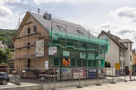 Wohnhaus Lebenshilfe in Haslach im Kinzigtal Sanierung Effizienzhaus 55 Schuler Architekten (5 von 12)